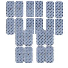 20x TENS Gerät Elektroden Pads 10x5cm f. SANITAS SEM Beurer Vitacontrol Sparpack