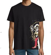 Gas Monkey Garage t-shirt Men's Dickies Licensed Graphic Tee Black Medium 38-40