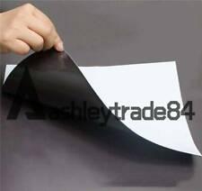 12''X18'' 2MM Black Silicone Rubber Sheet Self Adhesive High Temp Plate Mat