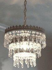 Ikea Rimfrost Chandelier Light 3 Tier Pendant Shade