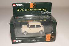 ^ CORGI TOYS 04503 4503 40TH ANNIVERSARY MINI 1000 OLD ENGLISH WHITE MINT BOXED