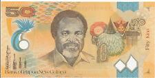 Papua Neuguinea / New Guinea - 50 Kina 2012 UNC - Pick 32b