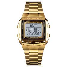 SKMEI 1381 Men Analog Digital Watch Fashion Casual Sports Wristwatch 2 Time G3R3