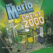 M.C. MARIO MASTERMIND 17 TRACK CD MIX 1997 SONY MUSIC CANADA