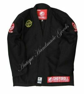 Batch #71 Shoyoroll RVCA BJJ Gi Jiu-jitsu Brand New Uniform