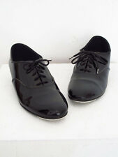 CAPEZIO Brand NEW BOYS VINTAGE PATENT LEATHER TAP Jazz DANCE Shoes Size 12.5 M
