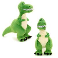 DISNEY Toy Story Rex Dinosaur Soft Plush Toy 22cm **NEW** Buzz, Woody, Zurg