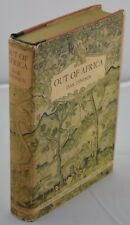 Isak Dinesen - Out of Africa - First Edition First Printing - Blixen