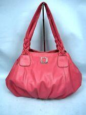 NY & Co. Raspberry/Pink Large Shoulder/Tote  Bag