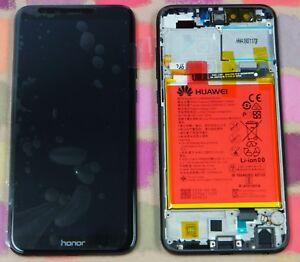 GENUINE BLACK HUAWEI HONOR 9 LITE LLD-L31 AL00 AL10 LCD SCREEN DISPLAY FRAME