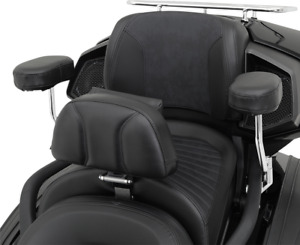 Show Chrome Armrest Kit for Spyder Black 41-309