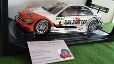 MERCEDES BENZ C-CLASS DTM 2011 SCHUMACHER au 1/18 NOREV 183580 voiture miniature