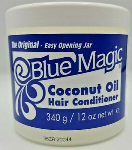 Blue Magic Coconut Oil Hair Conditioner 340g