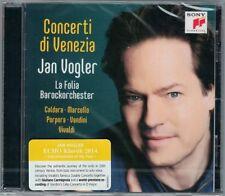 Jan VOGLER: CONCERTI DI VENEZIA Galdara Porpora Vivaldi Giuliano CARMIGNOLA CD