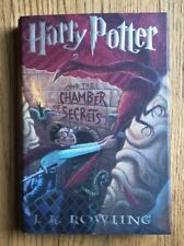 Harry Potter and the Chamber of Secrets JK Rowling HB/DJ 1st/1st Printing