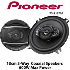 Pioneer TS-A1370F - 13cm 3-Way Car Coaxial Door Speakers 600W Max Power BNIB