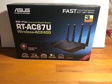 Asus RT-AC87U AC2400 Black Diamond Dual-Band Router