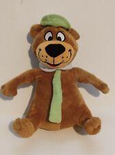 "Yogi Bear Plush Hanna-Barbera Collection 9"" Green Tie and Hat"