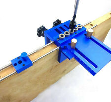 High Precision Dowelling Jig With 5 Metric Dowel Holes(6 mm,8 mm,10 mm)