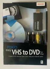 NEW Corel 243100 Easy VHS to DVD for Mac Software CRLCD00922MC