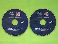 NAVIGATION OPEL CD 70 NAVI OSTEUROPA 2015 ZAFIRA B ASTRA H CORSA SIGNUM VECTRA