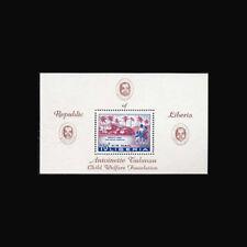 Liberia, Sc #C113, MNH, 1957, S/S, Orphanage, Flag, Welfare, 231