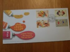 HONG KONG FDC CHILDRENS STAMPS TOYS & GAMES 2004 (HK35)