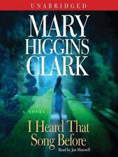 Mary HIGGINS CLARK / I HEARD that SONG BEFORE  [ Audiobook ]