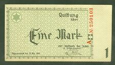 POLOGNE CAMPS DE CONCENTRATION 1 MARK de 1940   ETAT : SPL  lot 33