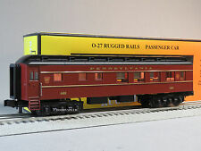 MTH RAIL KING  PRR 0-27 MADISON DINER CAR add on for 30-4227-1 o gauge  33-6245