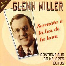GLENN MILLER- SERENATA A LA LUZ DE LA LUNA - 2 CDS [CD]