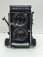 Vintage Mamiya C330 Professional TLR Camera