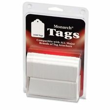 "Monarch Refill Tags For Tag Attacher Kit - 1.13"" X 1.75"" - 1000/pack (mnk925047)"