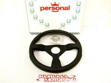 PERSONAL 330 STEERING WHEEL GRINTA LEATHER YELLOWSTITCH