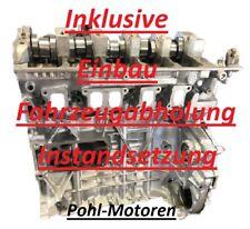 Motor 642 Sorglospaket Mercedes 642 Sprinter Überholt 3,0 V6 CDI OM OM642 642990