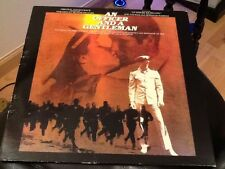 AN OFFICER AND A GENTLEMAN FILM SOUNDTRACK  L.P. 1982 VINYL  MINT CONDITION