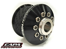 """Supercharger Pulley ZPE GripTec LSA 2.45"""" 8-Rib"""