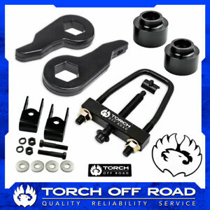 "3"" Front 3"" Rear Lift Kit 2000-2006 Chevy Tahoe GMC Yukon Suburban 1500 w Tool"