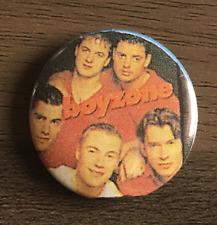 BOYZONE BUTTON BADGE 90s BOYBAND No Matter What - Ronan Keating  25mm PIN