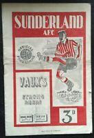 SUNDERLAND V MIDDLESBROUGH 1950/51