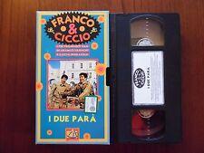 I due parà (Franco Franchi, Ciccio Ingrassia) - VHS ed. De Agostini