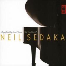 Neil Sedaka : Happy Birthday Sweet Sixteen: The Best of Neil Sedaka CD (2007)