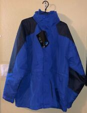 NWT Tri Mountain 5900 Montana 3 in 1 Parka/Coat/Jacket Blue Men's XL NEW
