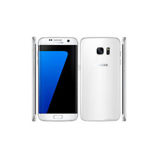 Samsung Galaxy S7 Edge G935A AT&T 32 GB White Smartphone