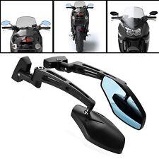 Black Rear View Mirror For Kawasaki GPz 750 Ninja 300 ZX14 ZX6R ZX10R ZX10R 650R