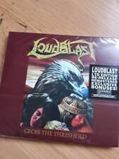 Loudblast – Cross The Threshold [NEW & SEALED] [DIGI-PACK CD]