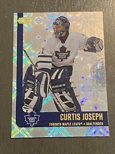 🏒 2001-02 Pacific Heads Up Hockey Base Card #89 Curtis JOSEPH 🏒