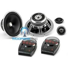 "JL AUDIO ZR650-CSI 6.5"" 2-WAY COMPONENT SPEAKERS MIDS TWEETERS CROSSOVERS NEW"