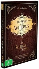 The Wind In The Willows (DVD, 2009)