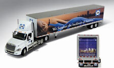 DCP SEALY FREIGHTLINER CASCADIA W. NEW YORK 9/11 TRIBUTE TRAILER LIMITED ED.